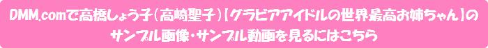 DMM.comで高橋しょう子(高崎聖子)【グラビアアイドルの世界最高お姉ちゃん】のサンプル画像・サンプル動画を見るにはこちら